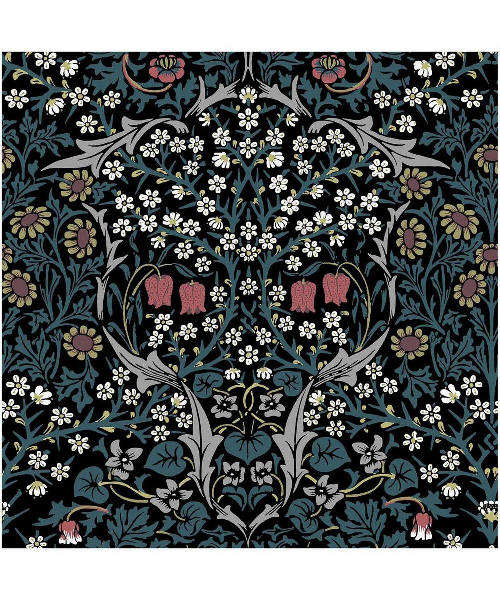 House of Hackney - Blackthorn Velvet Fabric