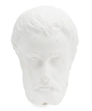 Plaster Bruno Monk Head