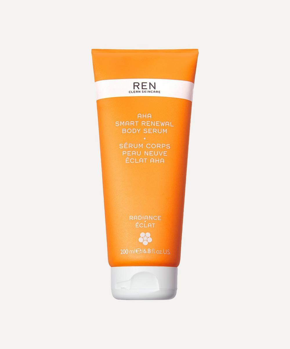 REN Clean Skincare - AHA Smart Renewal Body Serum 200ml
