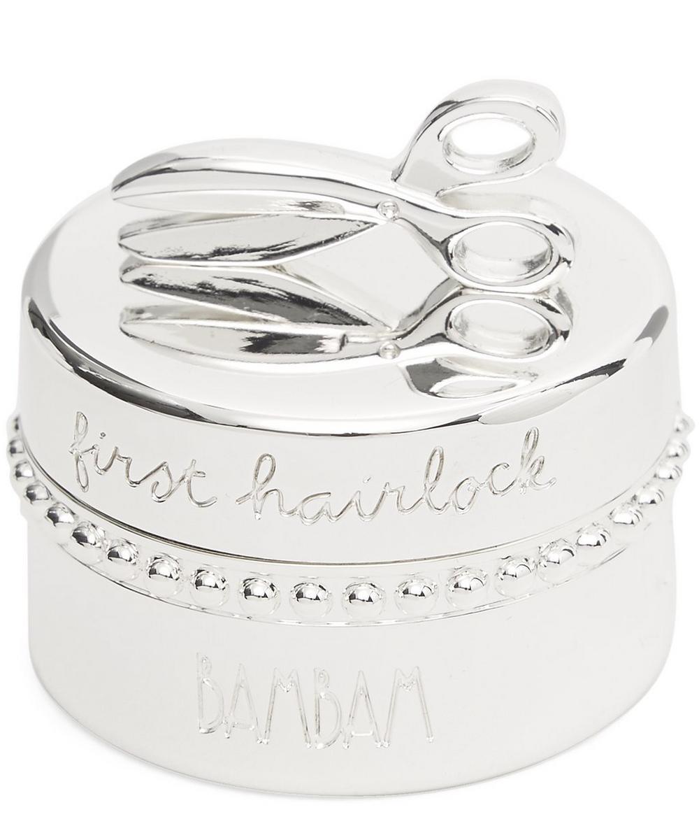 Bam Bam - Hairlock Silver Box