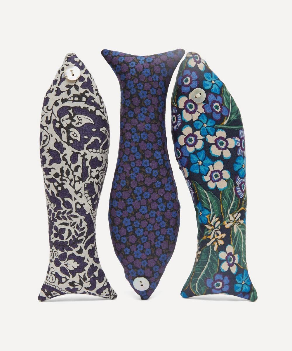 Lime Tree Design - Lavender Sardines Set of Three