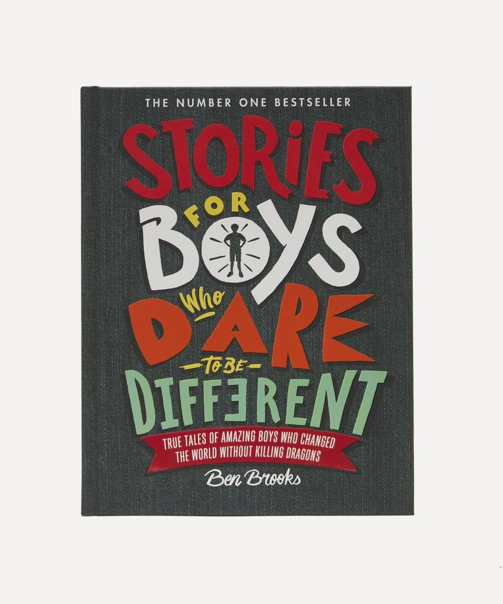 Bookspeed - Stories for Boys Who Dare to be Different Book