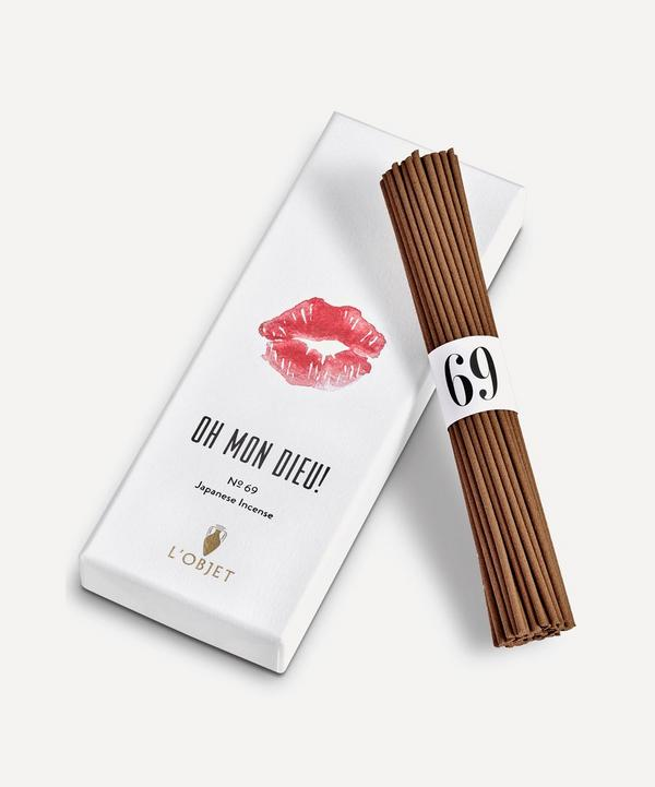 L'Objet - Oh Mon Dieu No.69 Incense Sticks Box