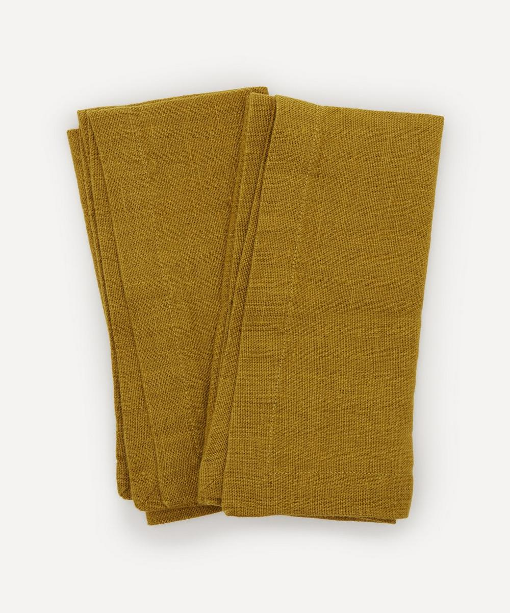Linen Tales - Linen Napkins Set of Two
