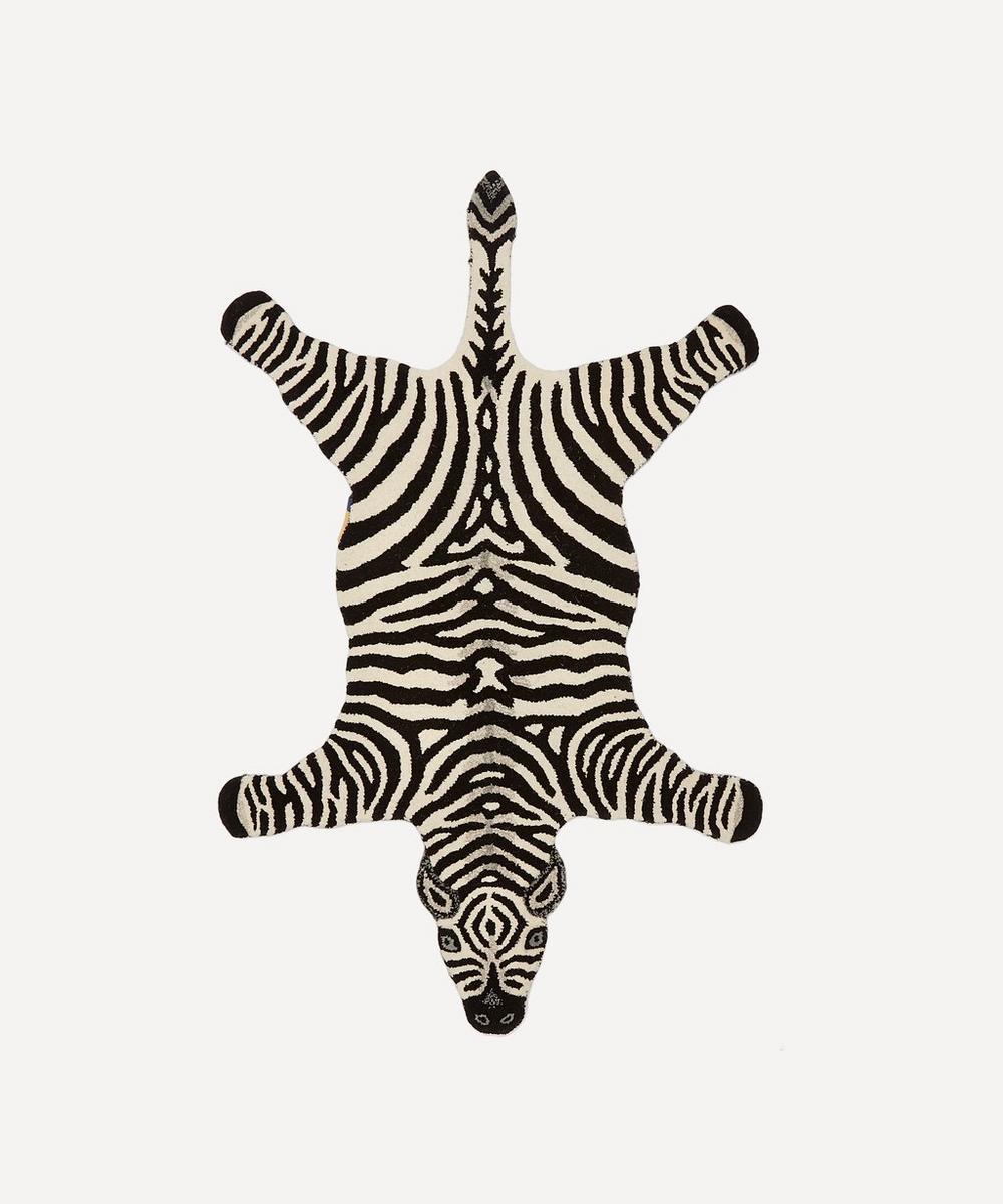 Large Chubby Zebra Rug Liberty
