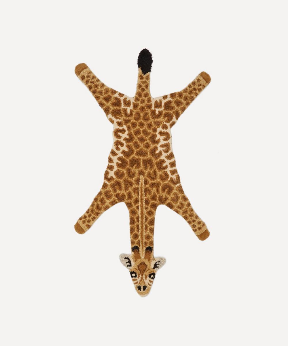 Doing Goods - Small Giraffe Rug