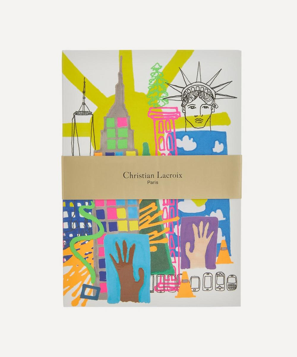 Christian Lacroix Papier - New York A5 Notebook