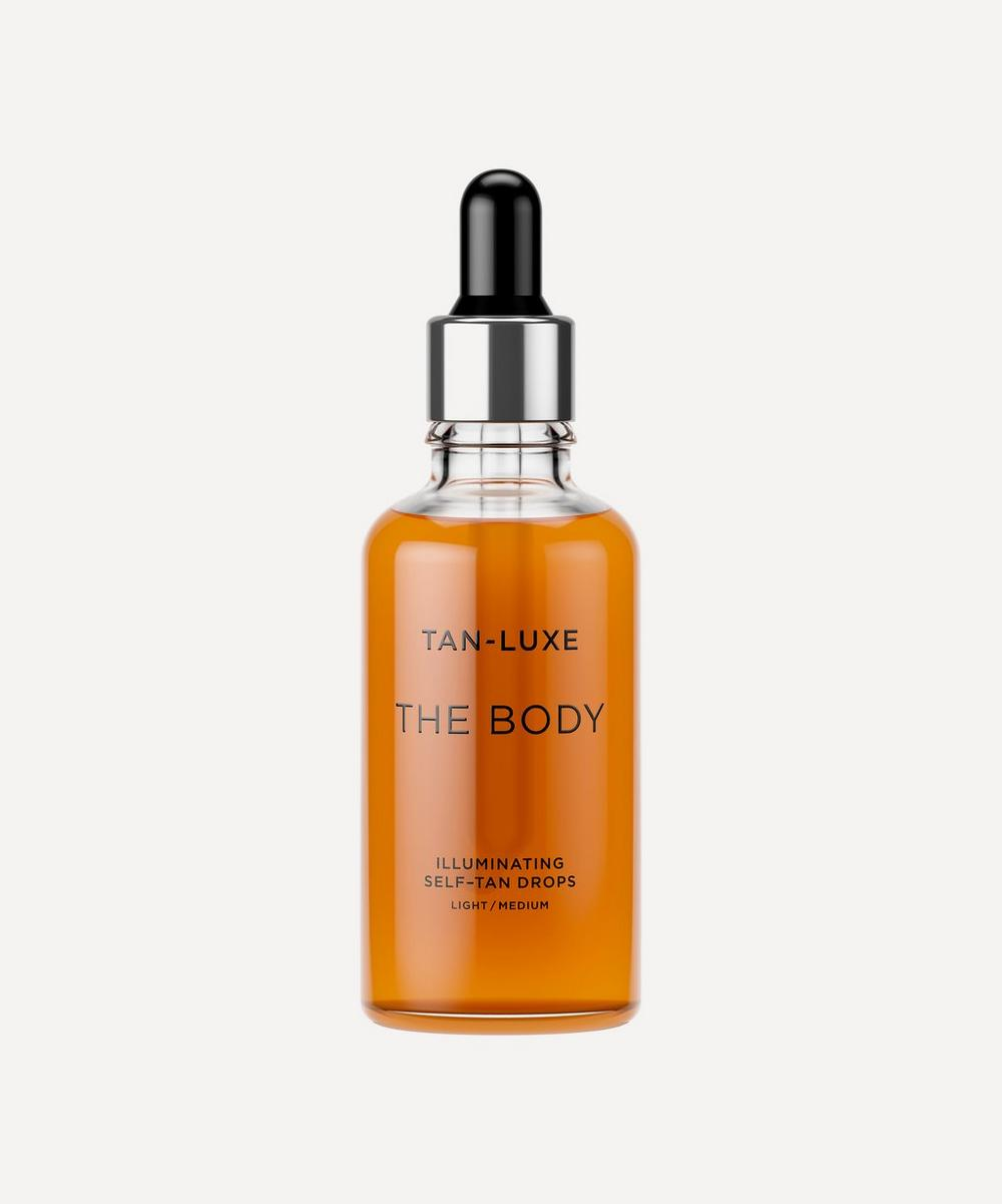 Tan Luxe - The Body in Light to Medium 50ml