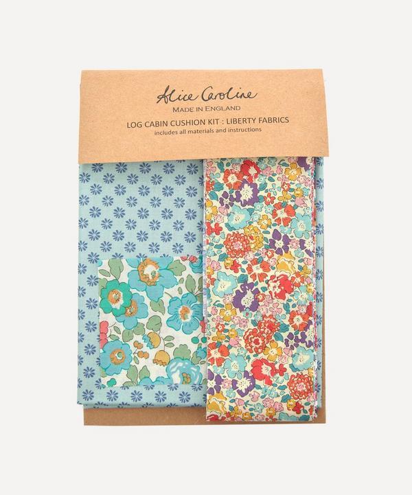 Alice Caroline - Log Cabin Cushion Kit