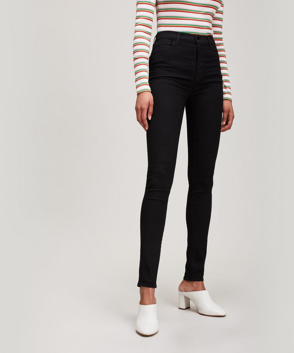 J Brand - Carolina High Rise Skinny Jeans