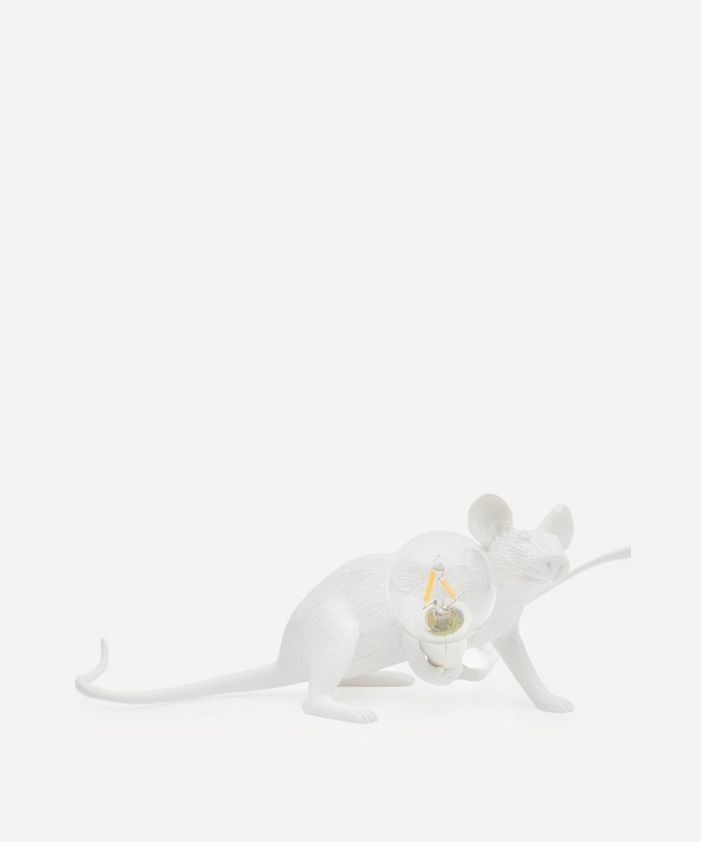 Seletti - Mouse Lying Down Table Lamp