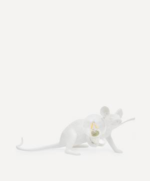 Mouse Lying Down Table Lamp