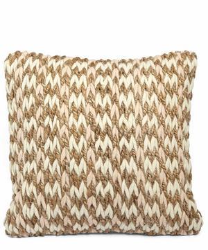 Grove Knitted Cushion