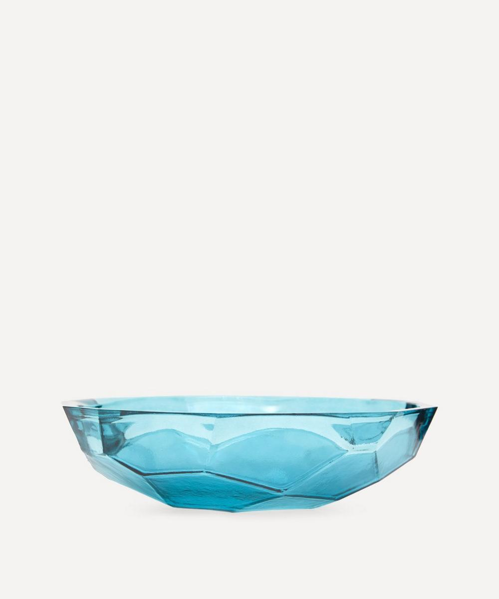 San Miguel Recycled Glass - Large Origami Bowl
