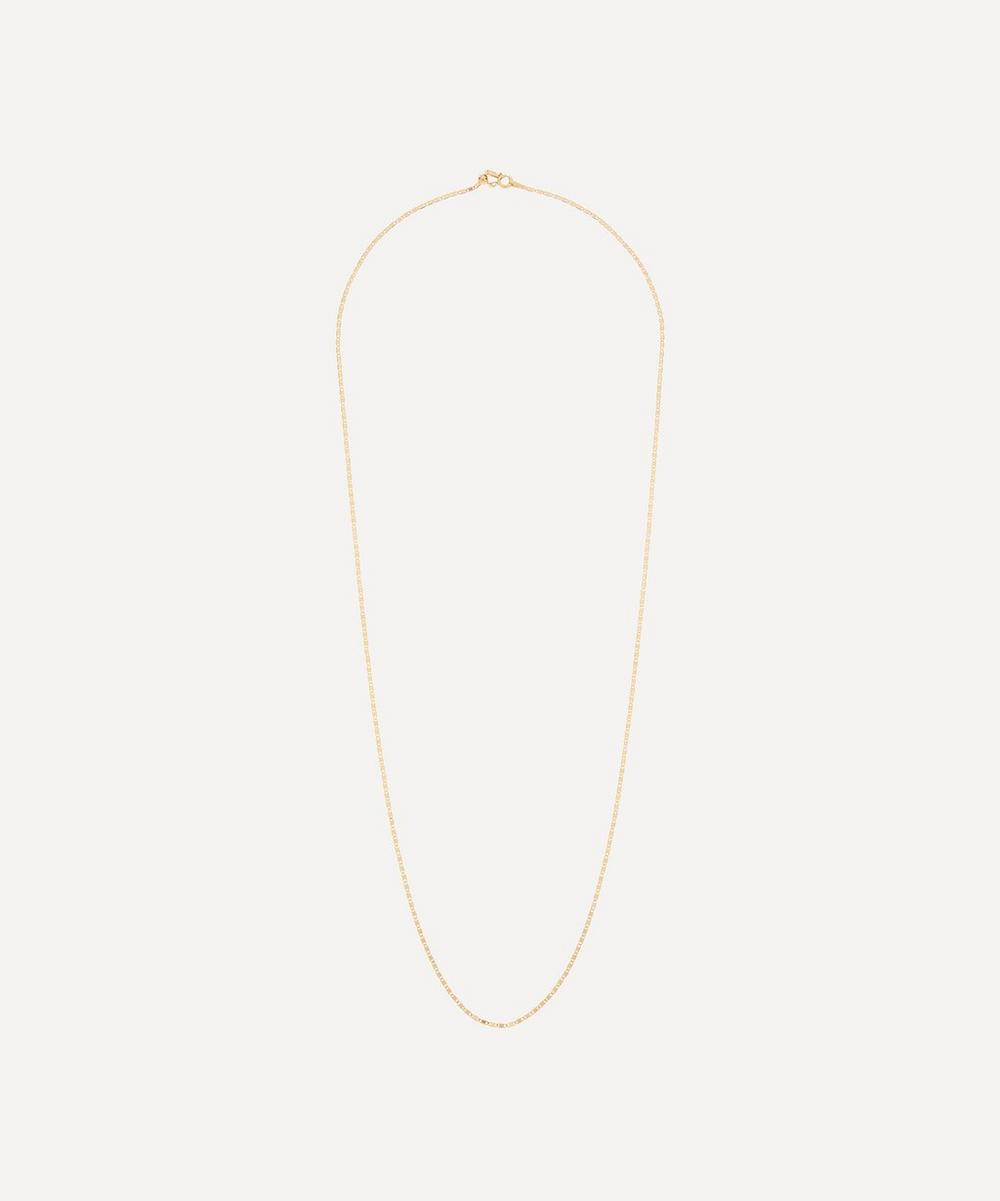 Maria Black - Gold-Plated Karen Chain Necklace