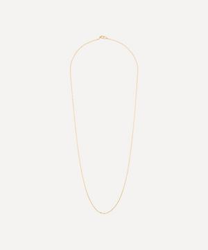 Gold-Plated Karen Chain Necklace