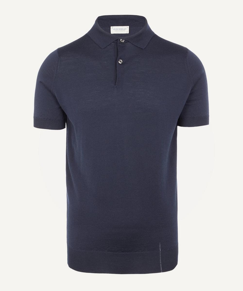 John Smedley - Payton Merino Wool Polo-Shirt