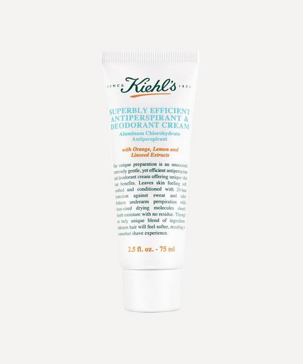 Kiehl's - Superbly Efficient Antiperspirant and Deodorant 75ml