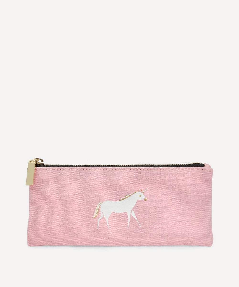 Rico Design - Paper Poetry Rose Unicorn Pencil Case