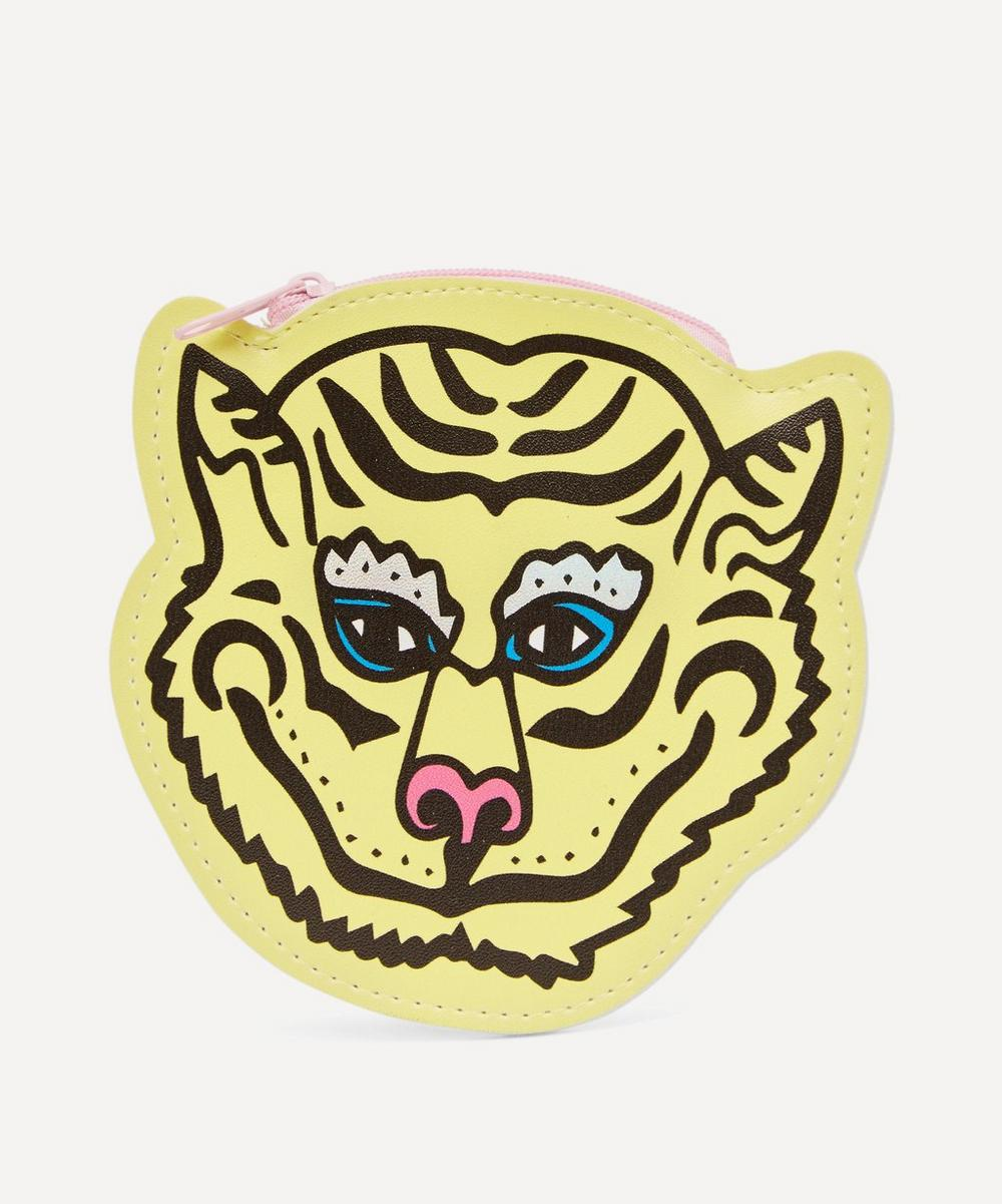 Rico Design - Paper Poetry Yellow Tiger Purse
