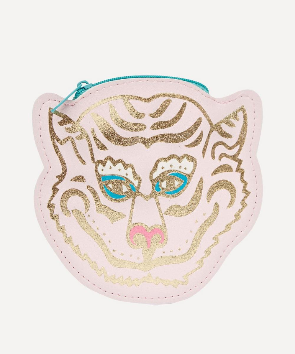 Rico Design - Paper Poetry Pink Tiger Purse