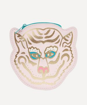 Paper Poetry Pink Tiger Purse