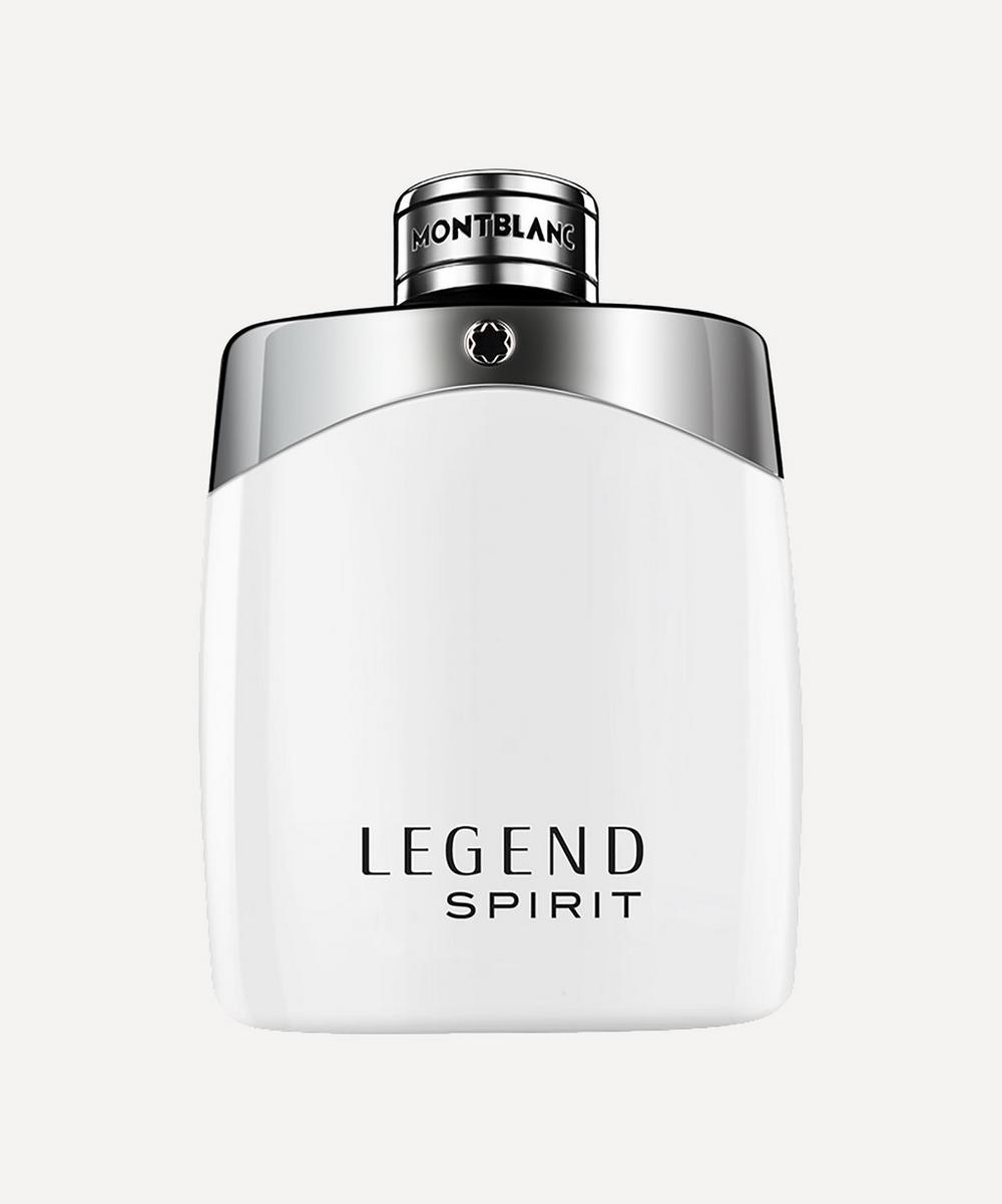 Montblanc - Legend Spirit Eau de Toilette 100ml