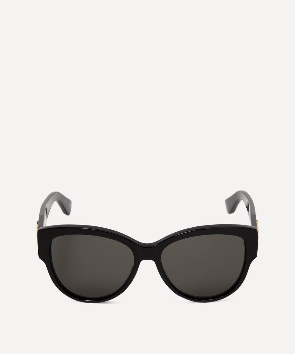 Saint Laurent - Oversized Oval Sunglasses