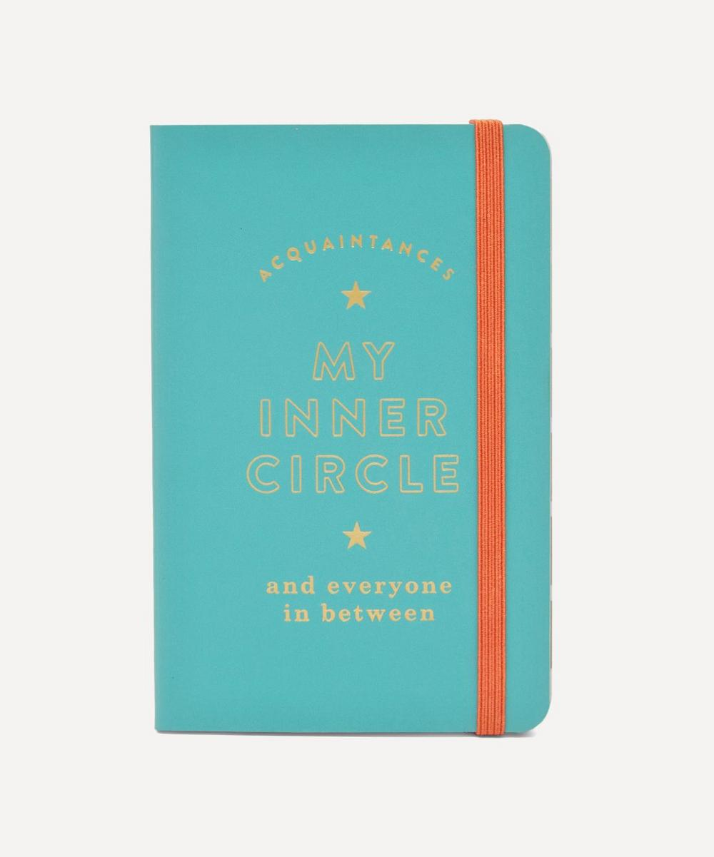 Abrams and Chronicle Books - My Inner Circle Address Book