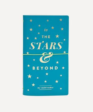 To The Stars and Beyond Multitasker Journal