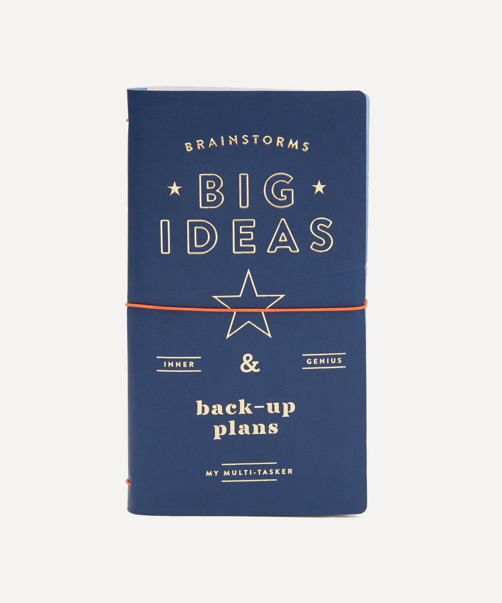 Abrams and Chronicle Books - Brainstorms Big Ideas and Backup Plans Journal