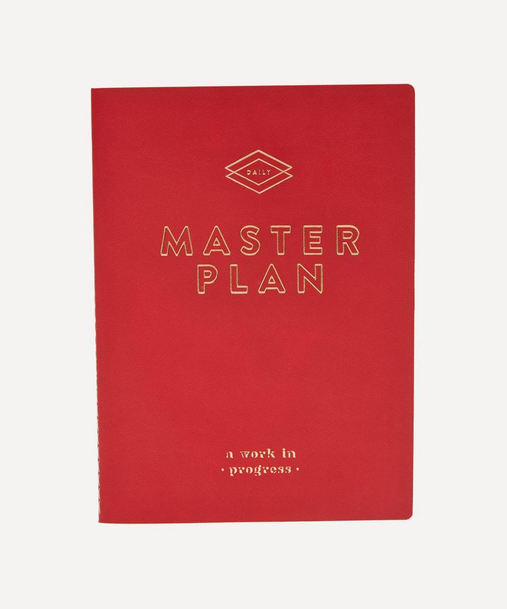 Abrams and Chronicle Books - Daily Master Plan Planner