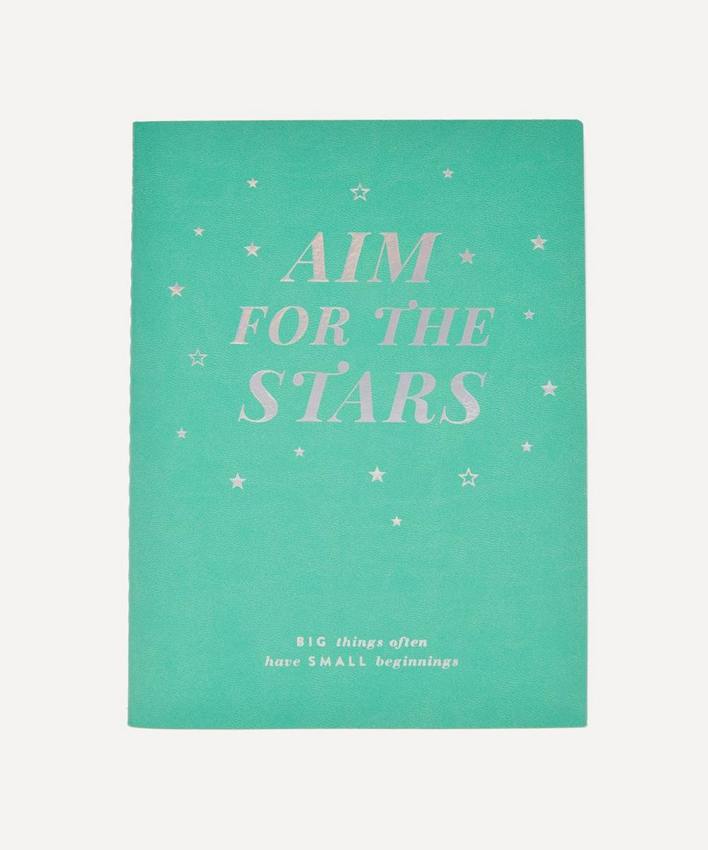 Abrams and Chronicle Books - Aim for the Stars Planner