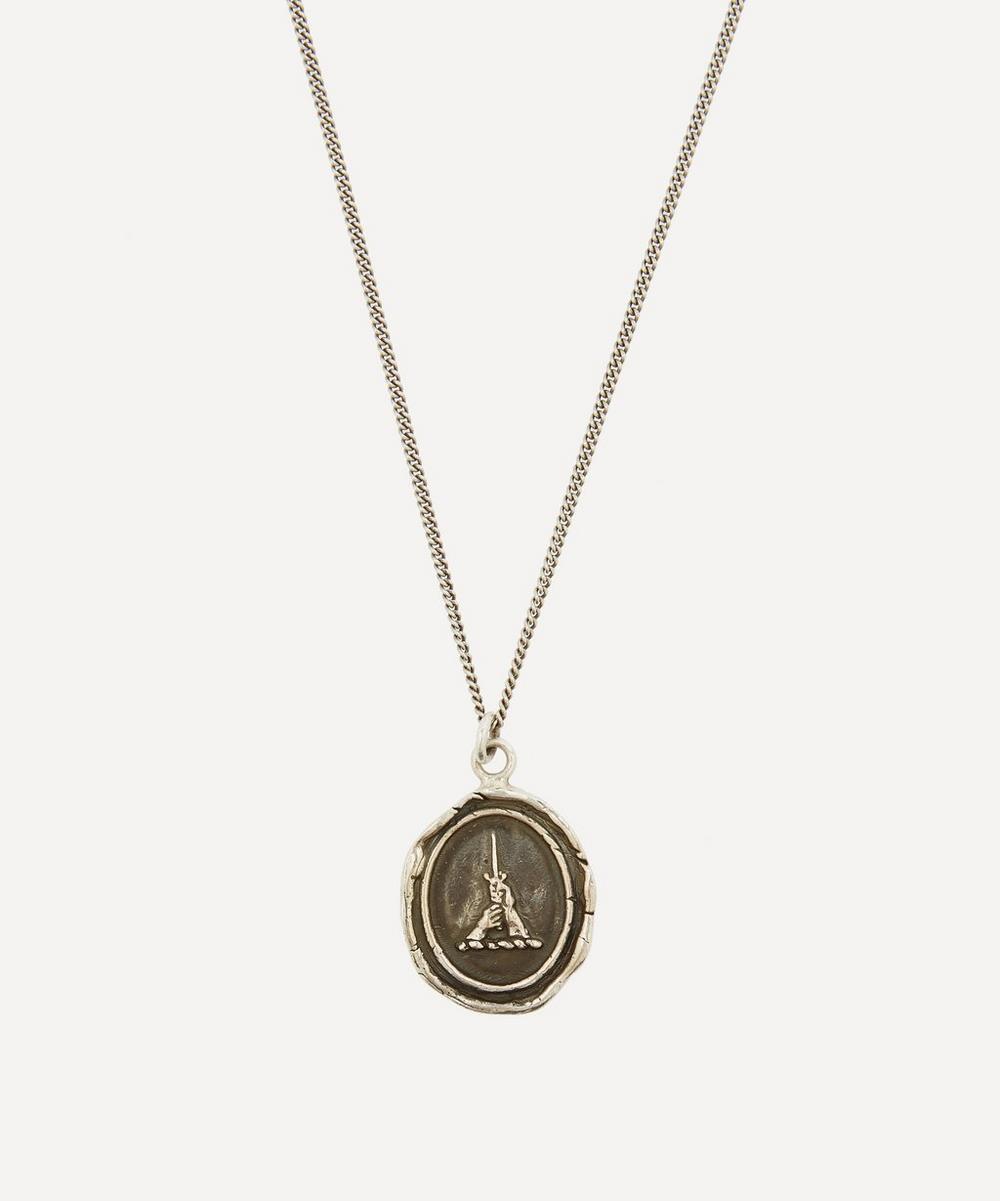 Pyrrha - Brotherhood Sterling Silver Necklace