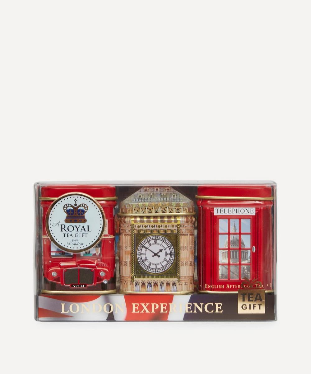Unspecified - London Experience Tea Gift Set 70g