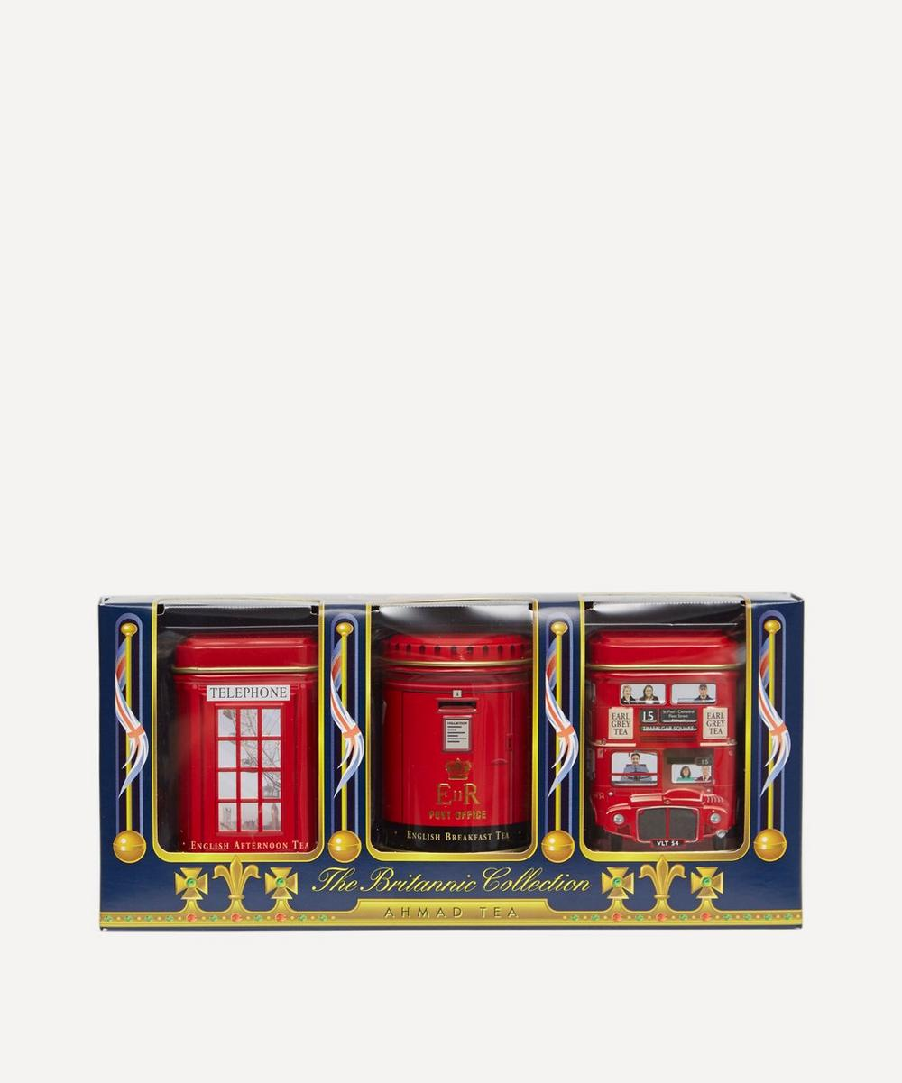 Unspecified - Britannic Collection Tea Gift Set 75g