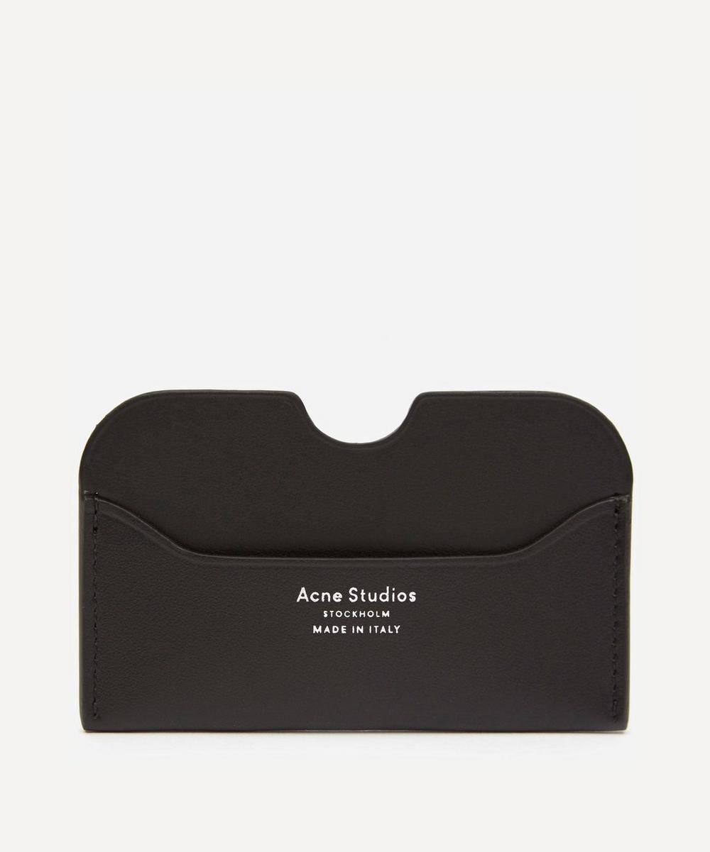 Acne Studios - Elmas Leather Card Holder