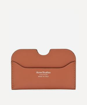 Elmas Leather Card Holder