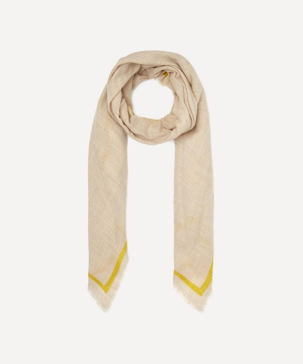 Lily and Lionel - Painted Edge Wool Scarf