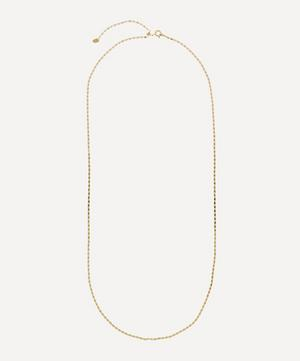 Karen Fine Gold-Plated Chain Necklace