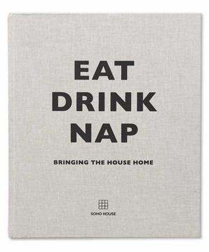 Eat Drink Nap Book