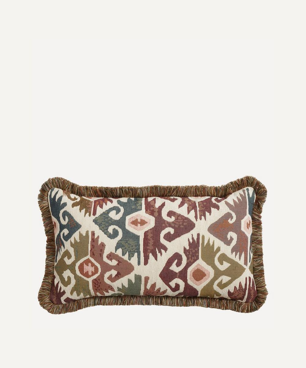 Soho Home - La Merce Oblong Cotton-Linen Cushion
