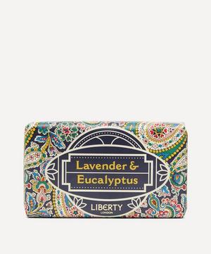Lavender Eucalyptus Bar Soap 200g