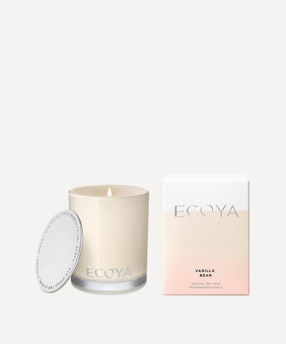 Ecoya - Vanilla Bean Mini Madison Jar Candle 80g