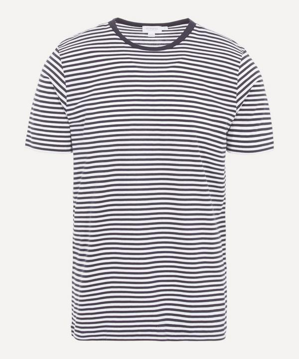 Sunspel - Core Classic Stripe T-Shirt