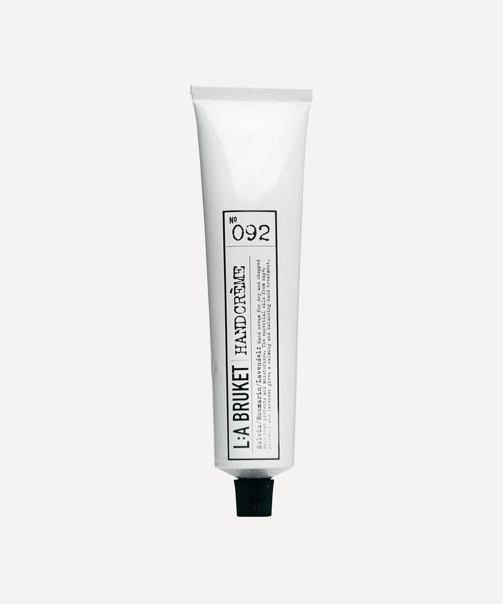 L:A Bruket - 092 Sage Rosemary Lavender Hand Cream 70ml