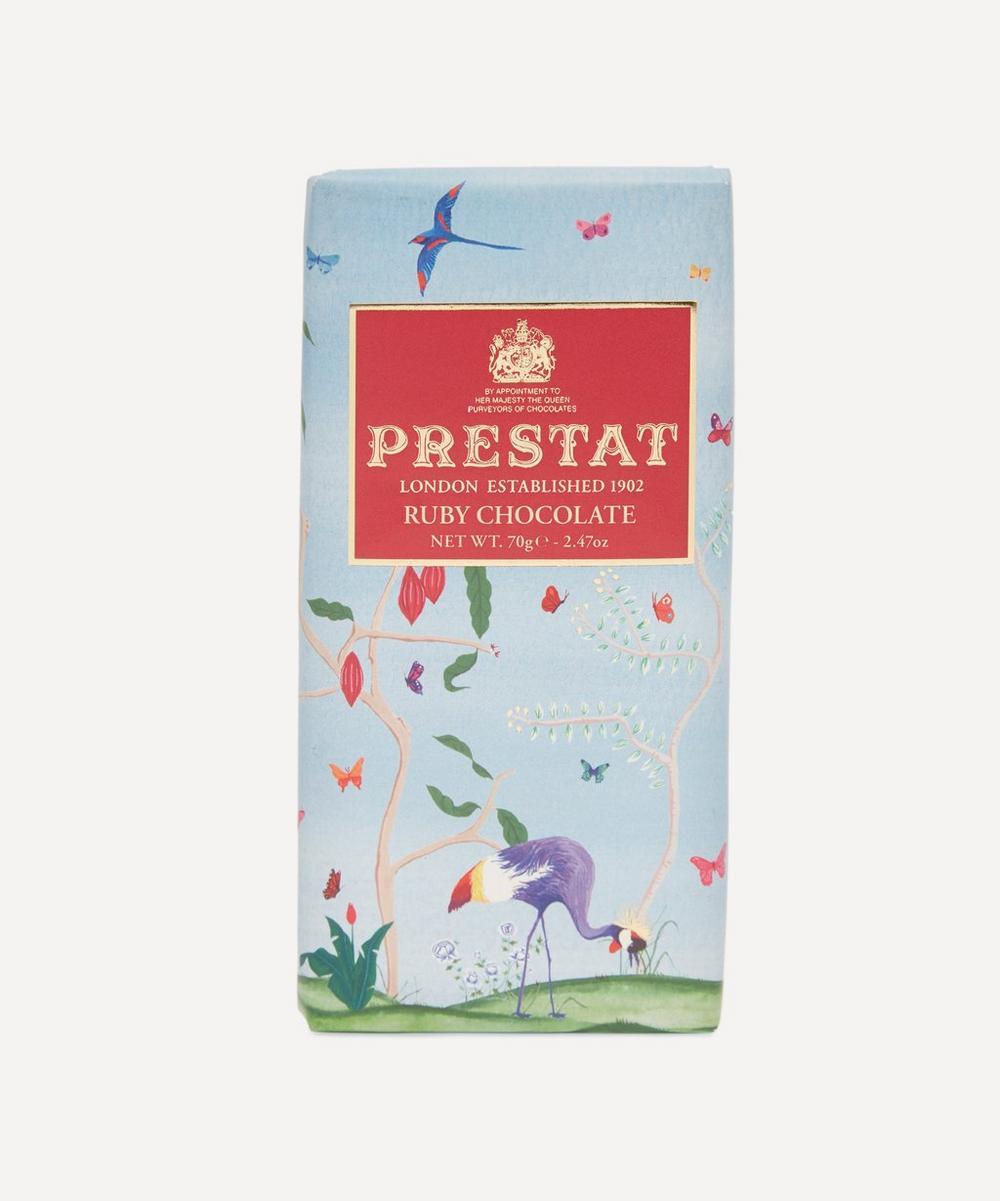Prestat - Ruby Chocolate Bar 70g