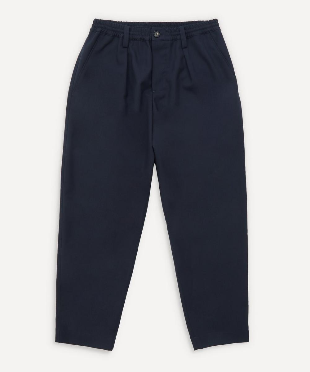 Marni - Tropical Wool Trousers