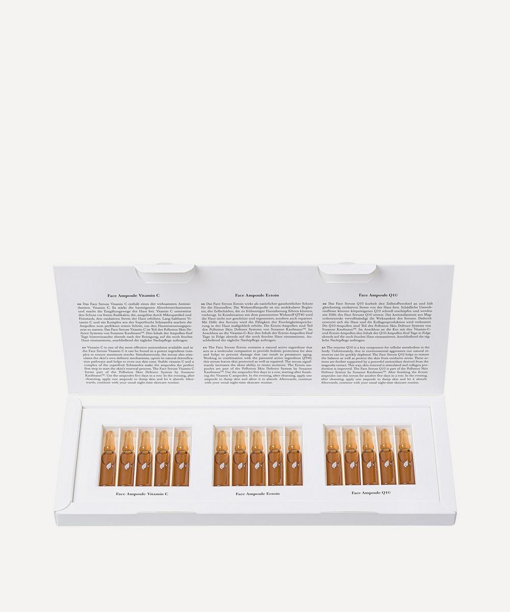 Susanne Kaufmann - Pollution Skin Defence System 15 x 2ml