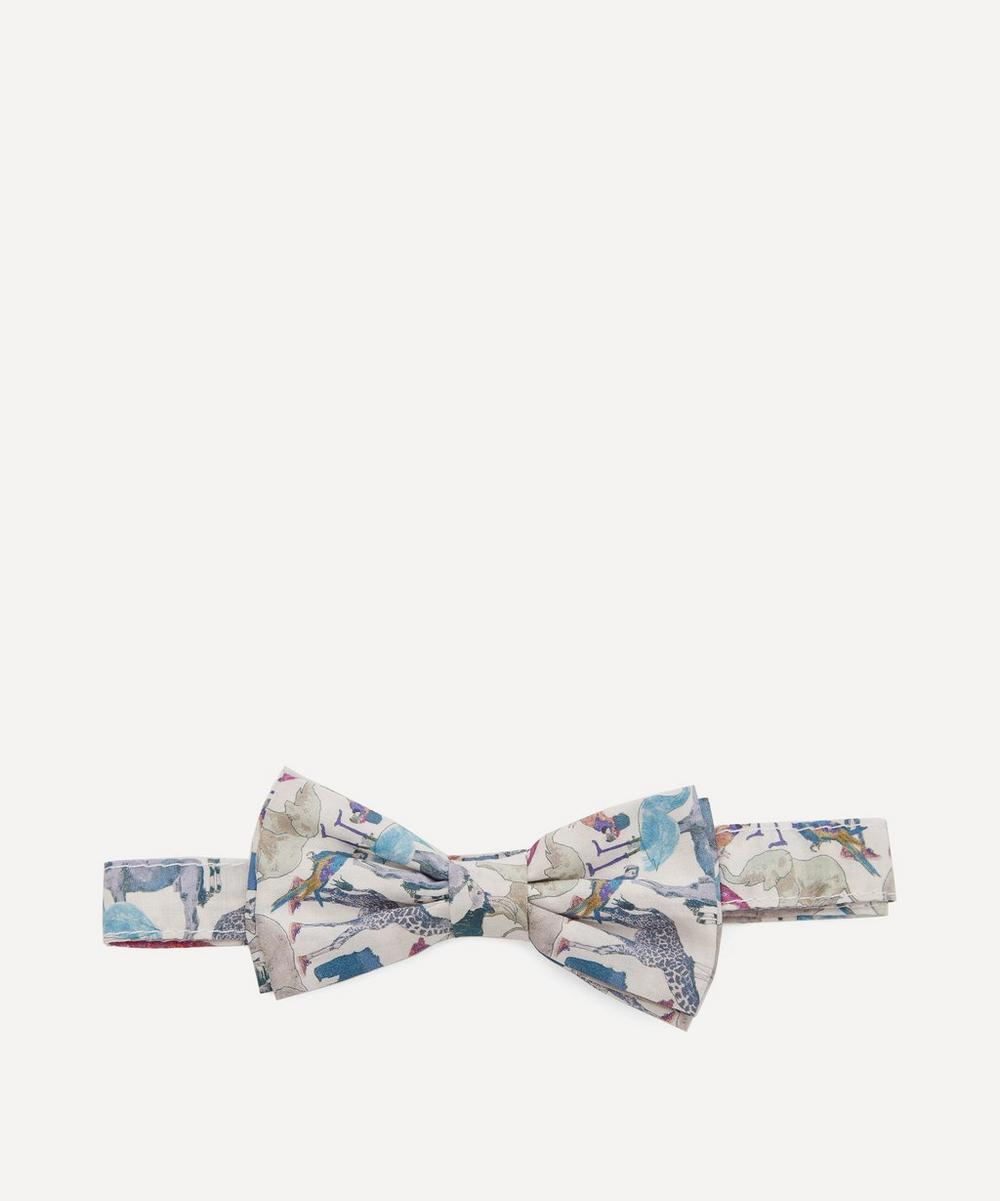Verity Jones - Queue For The Zoo Bow Tie
